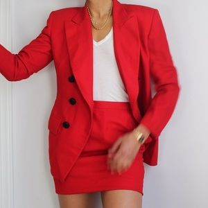 Vintage Dior Suit